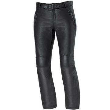 Held Ameno Soft Leather Motorcycle Motorbike Trousers Jeans Pants - Black